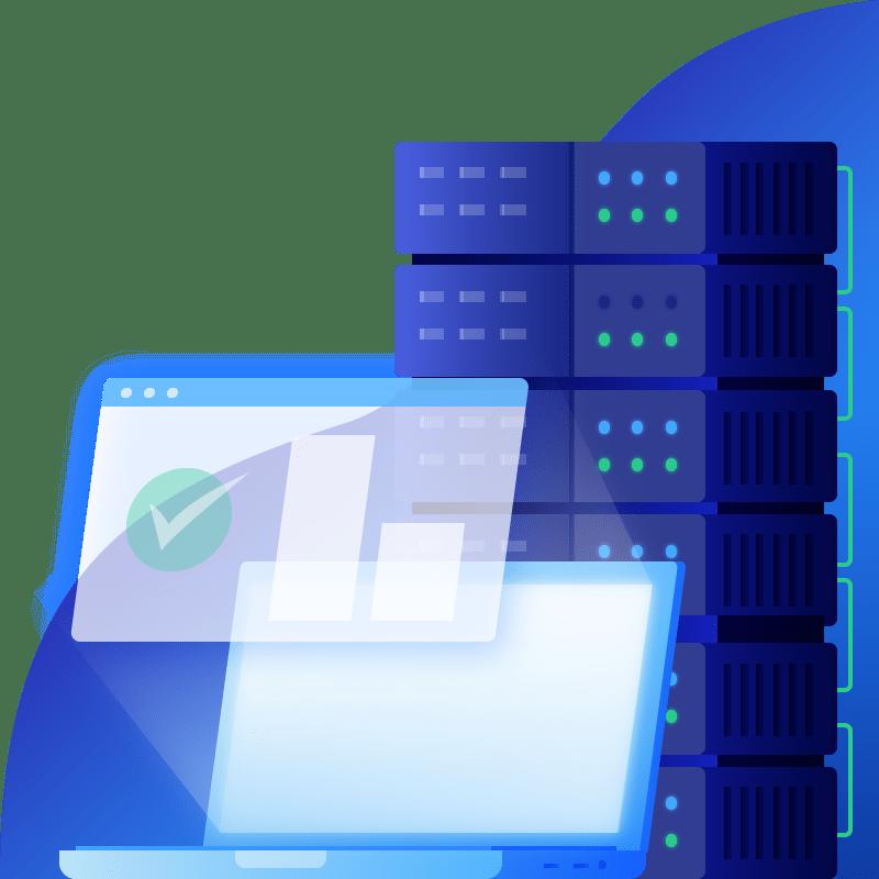 Cloud Server and Workstation